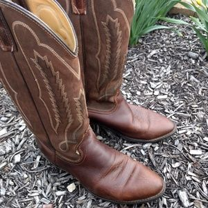 Texas Cowboy boots proudly made in the USA